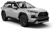 HERTZ Car hire Francistown - Airport Suv car - Toyota Rav4