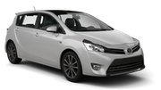 TIMES Car hire Kisarazu - Downtown Van car - Toyota Sienta