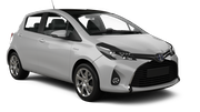 DOLLAR THRIFTY Car hire Dubrovnik - Airport Economy car - Toyota Yaris Hybrid