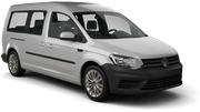 Hire Volkswagen Caddy