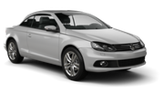 INTERNATIONAL Car hire Waren Convertible car - Volkswagen Eos Convertible