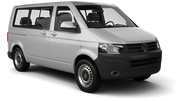 HERTZ Car hire Francistown - Airport Van car - Volkswagen Kombi