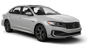 HERTZ Car hire Sainte Marie - Downtown Standard car - Volkswagen Passat