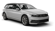 HERTZ Car hire Heviz - Downtown Standard car - Volkswagen Passat Estate