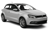 HERTZ Car hire Francistown - Airport Economy car - Volkswagen Polo