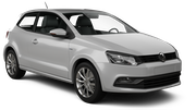 Hire Volkswagen Polo Vivo
