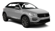 AUTO-UNION Car hire Larnaca - Airport Suv car - Volkswagen T-Roc