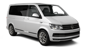 GREEN MOTION Car hire London - Airport - Heathrow Van car - Volkswagen Transporter