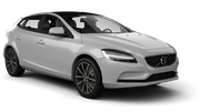 HERTZ Car hire Trondheim - Airport Standard car - Volvo V40