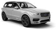 HERTZ Car hire Heviz - Downtown Suv car - Volvo XC90
